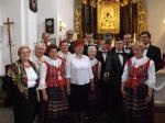 600 lat parafii Lisów - 17.08.2014