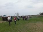 Akcja sprzątania wsi (27.04.2013)