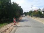 Budowa drogi w Bartodziejach - sierpień 2015