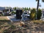 Cmentarz Lisów 2012