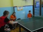 Gminne Igrzyska - Tenis Stołowy 2014