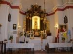 Kościół w Lisowie 2014