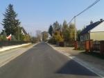 Otwarcie drogi w Jastrzębi 13.10.2014