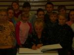 Spotkanie z poetką 20/10/2009